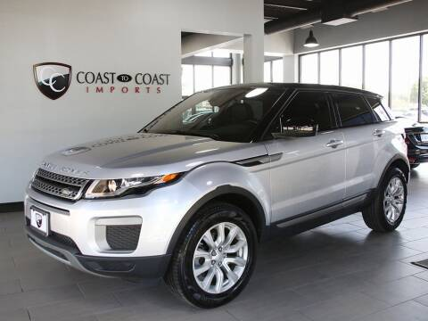2017 Land Rover Range Rover Evoque for sale at Coast to Coast Imports in Fishers IN