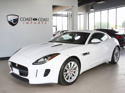 2017 Jaguar F-TYPE for sale at Coast to Coast Imports in Fishers IN