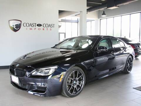 2018 BMW 6 Series for sale at Coast to Coast Imports in Fishers IN