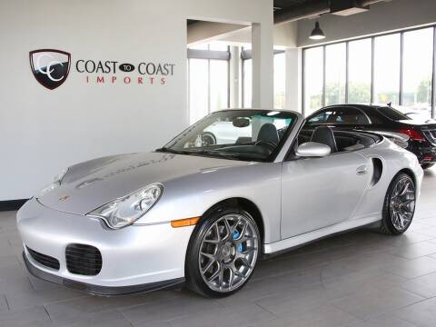 2004 Porsche 911 for sale at Coast to Coast Imports in Fishers IN