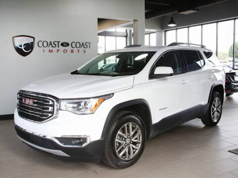 2019 GMC Acadia for sale at Coast to Coast Imports in Fishers IN