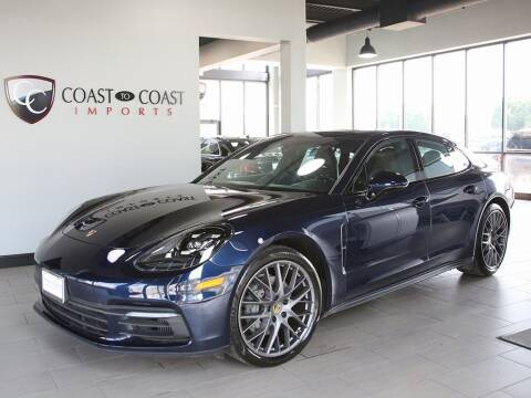 2017 Porsche Panamera for sale at Coast to Coast Imports in Fishers IN