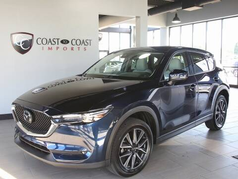 2017 Mazda CX-5 for sale at Coast to Coast Imports in Fishers IN
