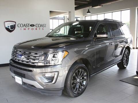 2019 Ford Expedition for sale at Coast to Coast Imports in Fishers IN