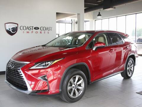 2018 Lexus RX 350L for sale at Coast to Coast Imports in Fishers IN