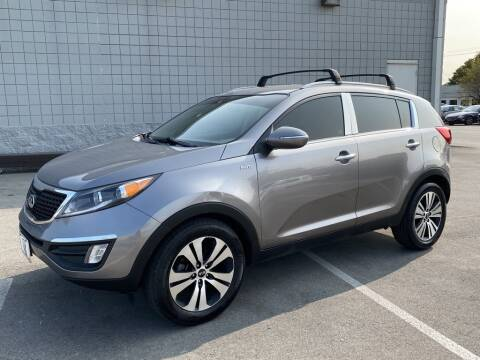 2014 Kia Sportage for sale at Coast to Coast Imports in Fishers IN