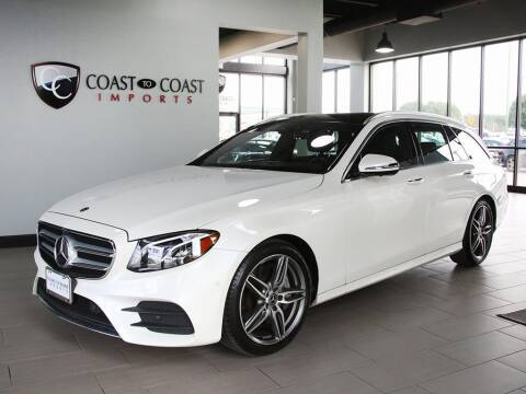 2019 Mercedes-Benz E-Class for sale at Coast to Coast Imports in Fishers IN