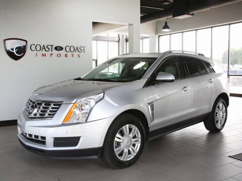2014 Cadillac SRX for sale at Coast to Coast Imports in Fishers IN