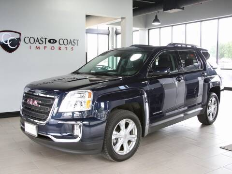 2017 GMC Terrain for sale at Coast to Coast Imports in Fishers IN