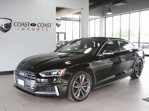 2018 Audi S5 Sportback for sale at Coast to Coast Imports in Fishers IN