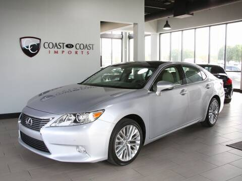 2013 Lexus ES 350 for sale at Coast to Coast Imports in Fishers IN