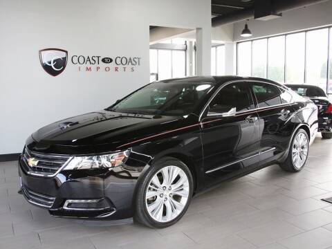 2017 Chevrolet Impala for sale at Coast to Coast Imports in Fishers IN