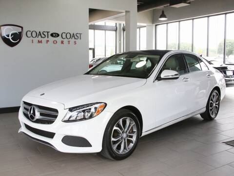 2017 Mercedes-Benz C-Class for sale at Coast to Coast Imports in Fishers IN