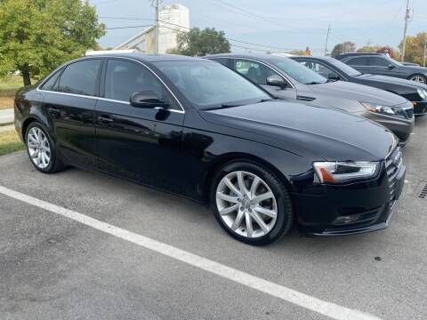 2013 Audi A4 for sale at Coast to Coast Imports in Fishers IN