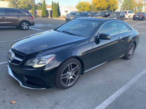 2017 Mercedes-Benz E-Class for sale at Coast to Coast Imports in Fishers IN