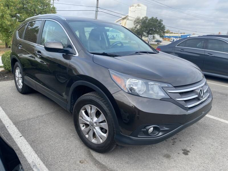 2014 Honda CR-V for sale at Coast to Coast Imports in Fishers IN