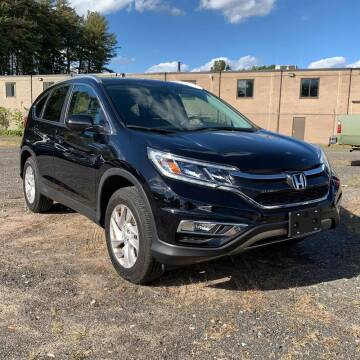 2016 Honda CR-V for sale at Coast to Coast Imports in Fishers IN
