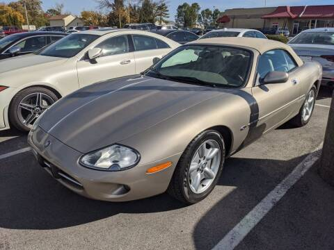 1997 Jaguar XK-Series for sale at Coast to Coast Imports in Fishers IN