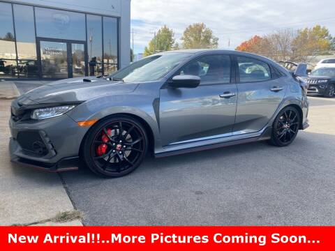 2019 Honda Civic for sale at Coast to Coast Imports in Fishers IN
