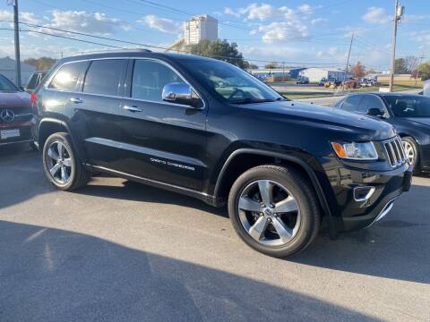 2016 Jeep Grand Cherokee for sale at Coast to Coast Imports in Fishers IN