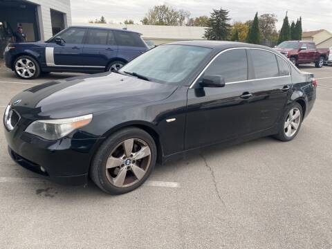 2007 BMW 5 Series for sale at Coast to Coast Imports in Fishers IN