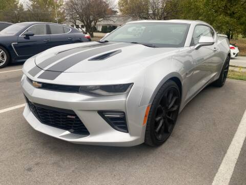 2016 Chevrolet Camaro for sale at Coast to Coast Imports in Fishers IN
