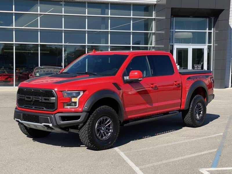 2019 Ford F-150 for sale at Coast to Coast Imports in Fishers IN