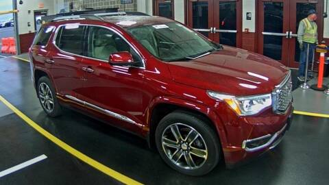 2017 GMC Acadia for sale at Coast to Coast Imports in Fishers IN