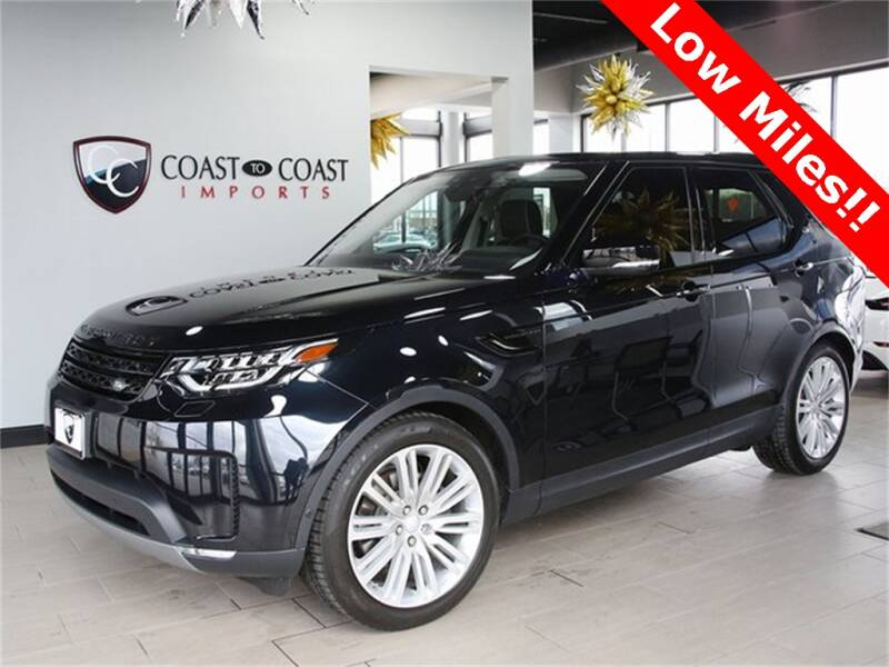 2017 Land Rover Discovery for sale at Coast to Coast Imports in Fishers IN