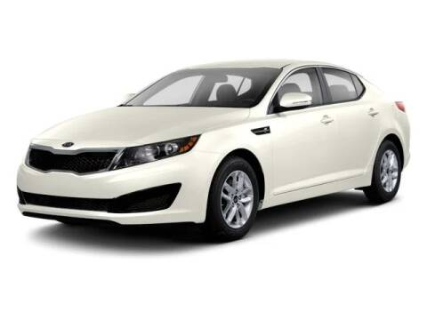 2013 Kia Optima for sale at Coast to Coast Imports in Fishers IN