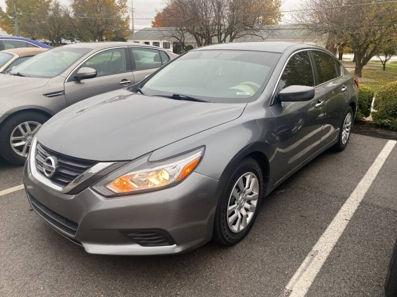 2016 Nissan Altima for sale at Coast to Coast Imports in Fishers IN