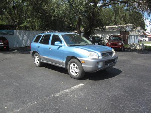 2004 Hyundai Santa Fe for sale in Tampa, FL