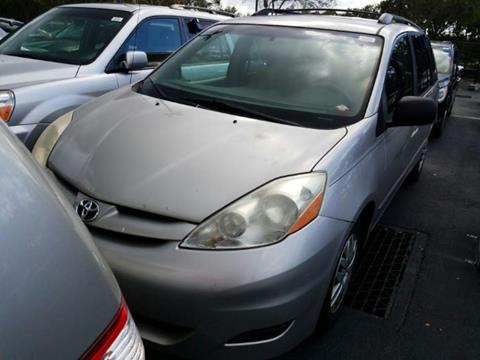 2007 Toyota Sienna for sale in Tampa, FL