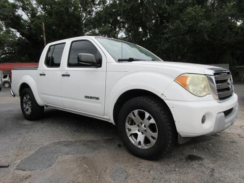 2010 Suzuki Equator for sale in Tampa, FL