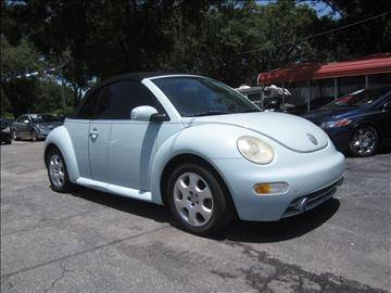 2003 Volkswagen New Beetle for sale in Tampa, FL