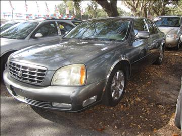 2004 Cadillac DeVille for sale in Tampa, FL