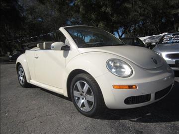 2006 Volkswagen New Beetle for sale in Tampa, FL