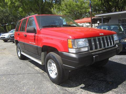 1998 Jeep Grand Cherokee for sale in Tampa, FL
