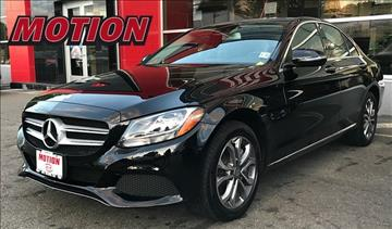 2016 Mercedes-Benz C-Class for sale in Hackettstown, NJ