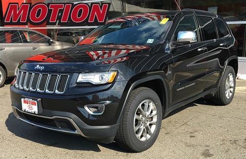 2015 Jeep Grand Cherokee for sale in Hackettstown, NJ