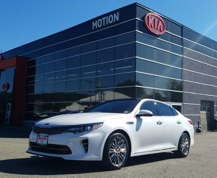 2016 Kia Optima for sale in Hackettstown, NJ
