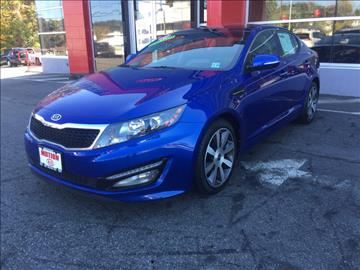 2011 Kia Optima for sale in Hackettstown, NJ
