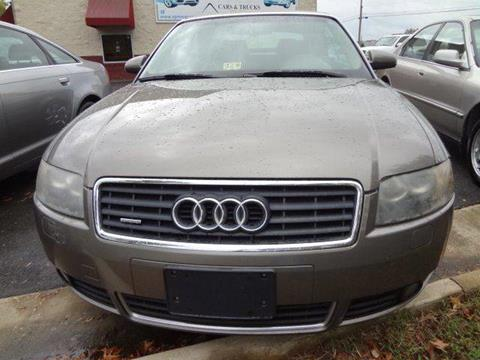 2006 Audi A6 for sale in Fredericksburg, VA