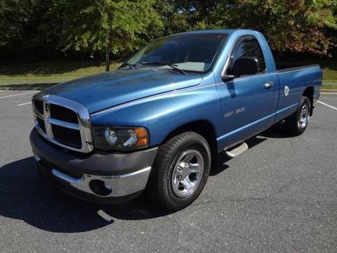 2002 Dodge Ram Pickup 1500 for sale in Fredericksburg, VA