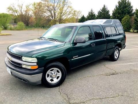 2002 Chevrolet Silverado 1500 for sale in Fredericksburg, VA