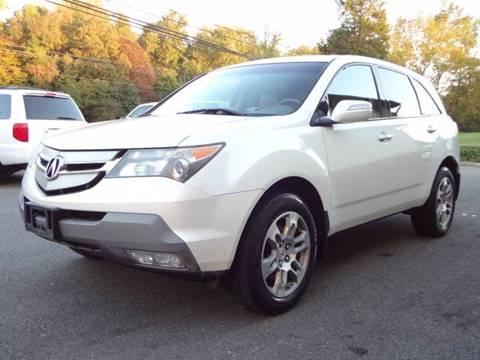 2008 Acura MDX for sale in Fredericksburg, VA