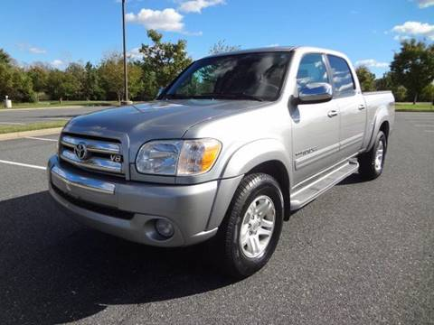 2005 Toyota Tundra for sale in Fredericksburg, VA