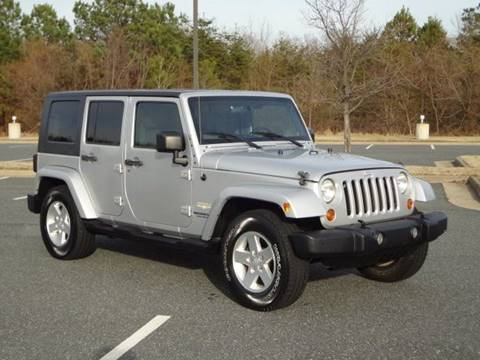 2007 Jeep Wrangler Unlimited for sale in Fredericksburg, VA