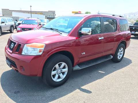 2009 Nissan Armada for sale in Idaho Falls, ID