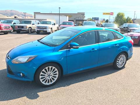 2012 Ford Focus for sale in Idaho Falls, ID